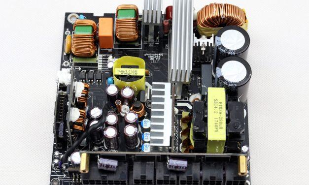 Apexgaming's 850W PSU; decent price, decent power