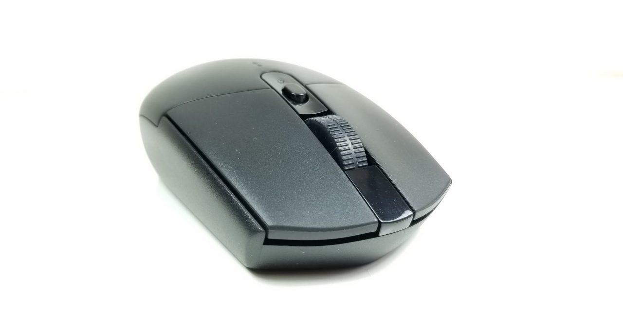 Logitech G305 Lightspeed Wireless Gaming Mouse Review