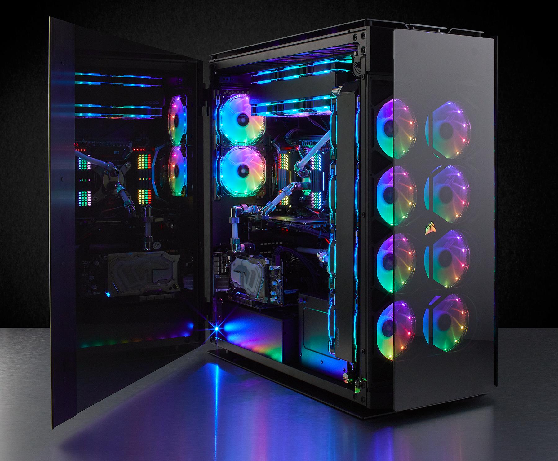 CORSAIR Launches Obsidian 1000D Super-Tower PC Case