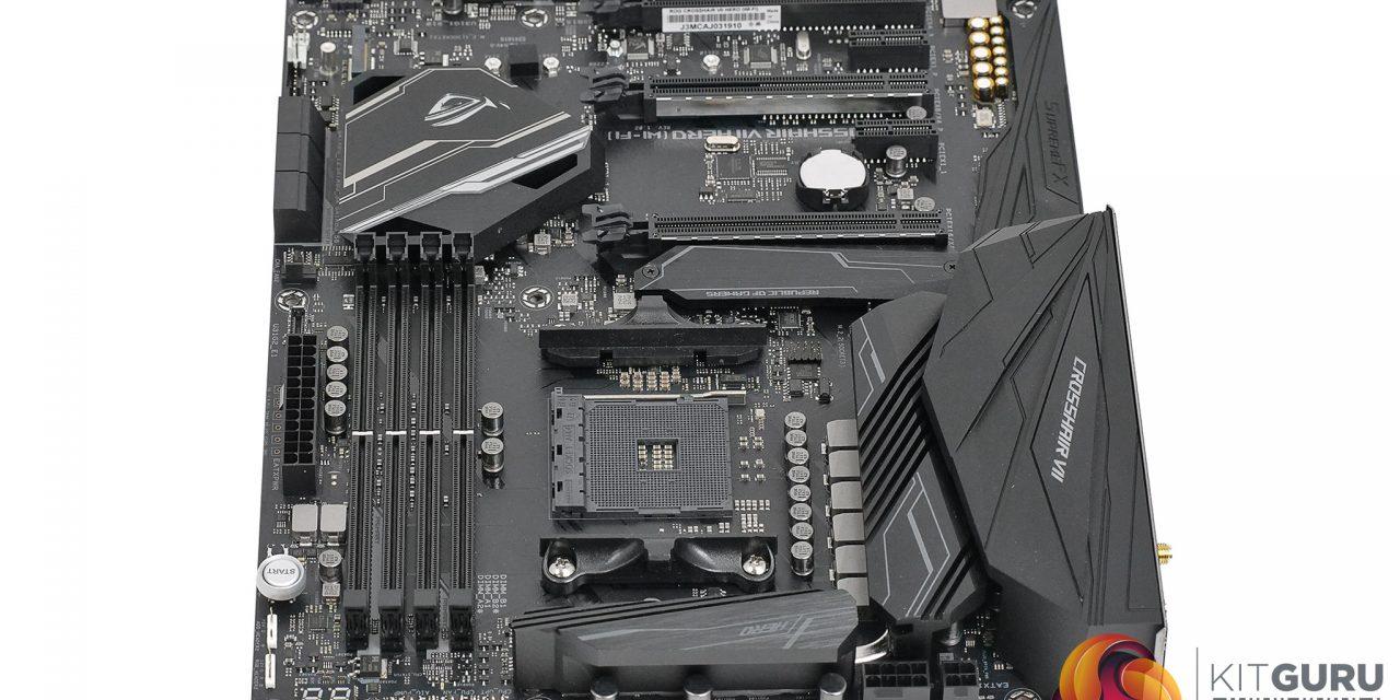 Revisting Asus's ROG Crosshair VII Hero WiFi motherboard