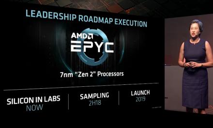"Zen 2 ""Rome"" EPYC CPU on 7nm on track for 2018 sampling, 2019 release"