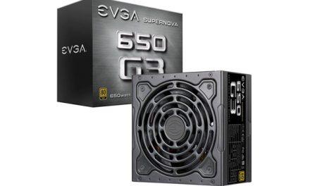 EVGA SuperNOVA 650W G3 Power Supply Review