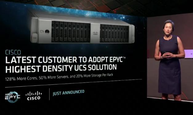 Computex 2018: AMD Announces New EPYC Design Wins