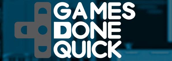 Summer Games Done Quick 2018 Has Begun!