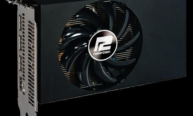 Computex 2018: PowerColor Makes the RX Vega 56 Nano Edition Official