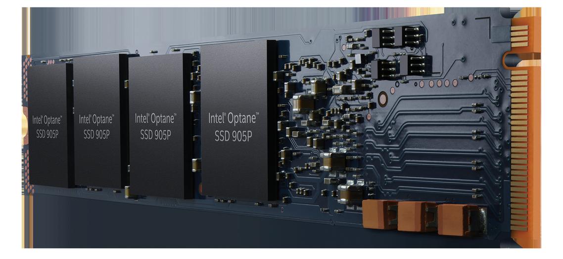 Computex 2018: Intel Announces 380GB Optane 905P in M.2 22110 Form Factor