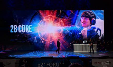 Computex 2018: Intel demos 28-core processor at 5 GHz