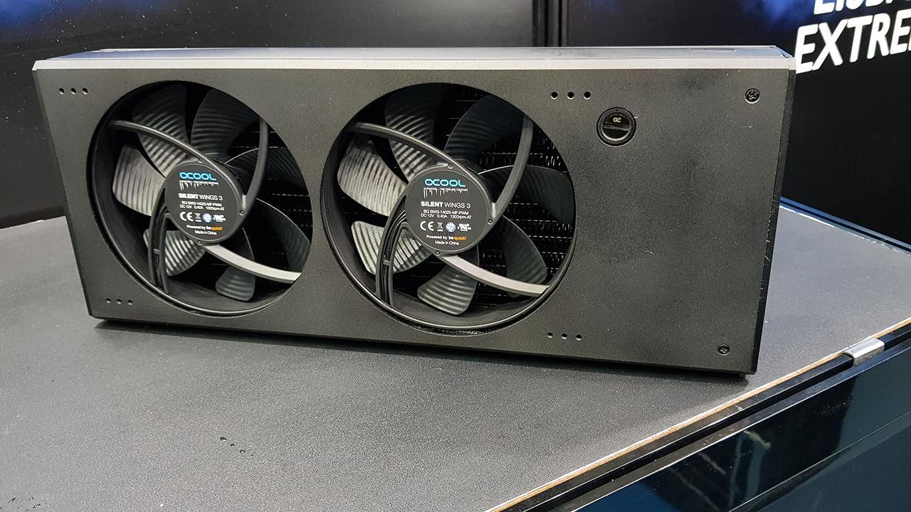 Computex 2018: Alphacool Refines Eisbaer Extreme AIO Cooler