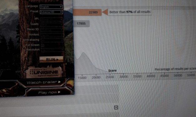 Rumor: GeForce GTX 1170 Benchmark Score Leaked