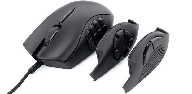 A modular mouse?  Razer's Naga Trinity