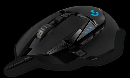 Award-Winning Logitech G502 Gaming Mouse Gets an Upgrade