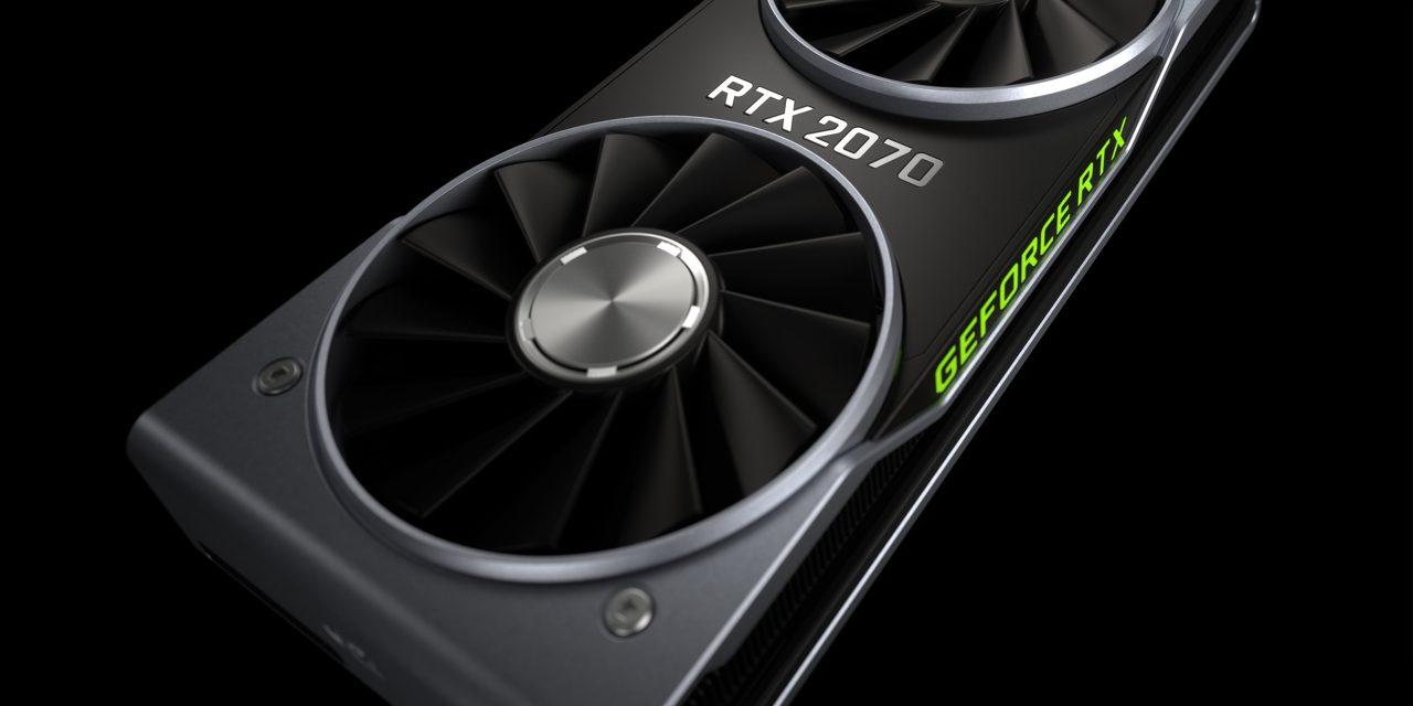 NVIDIA Announces GeForce RTX 2070 Availability