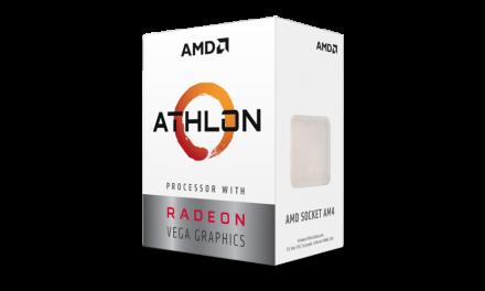 Athlon rides again!