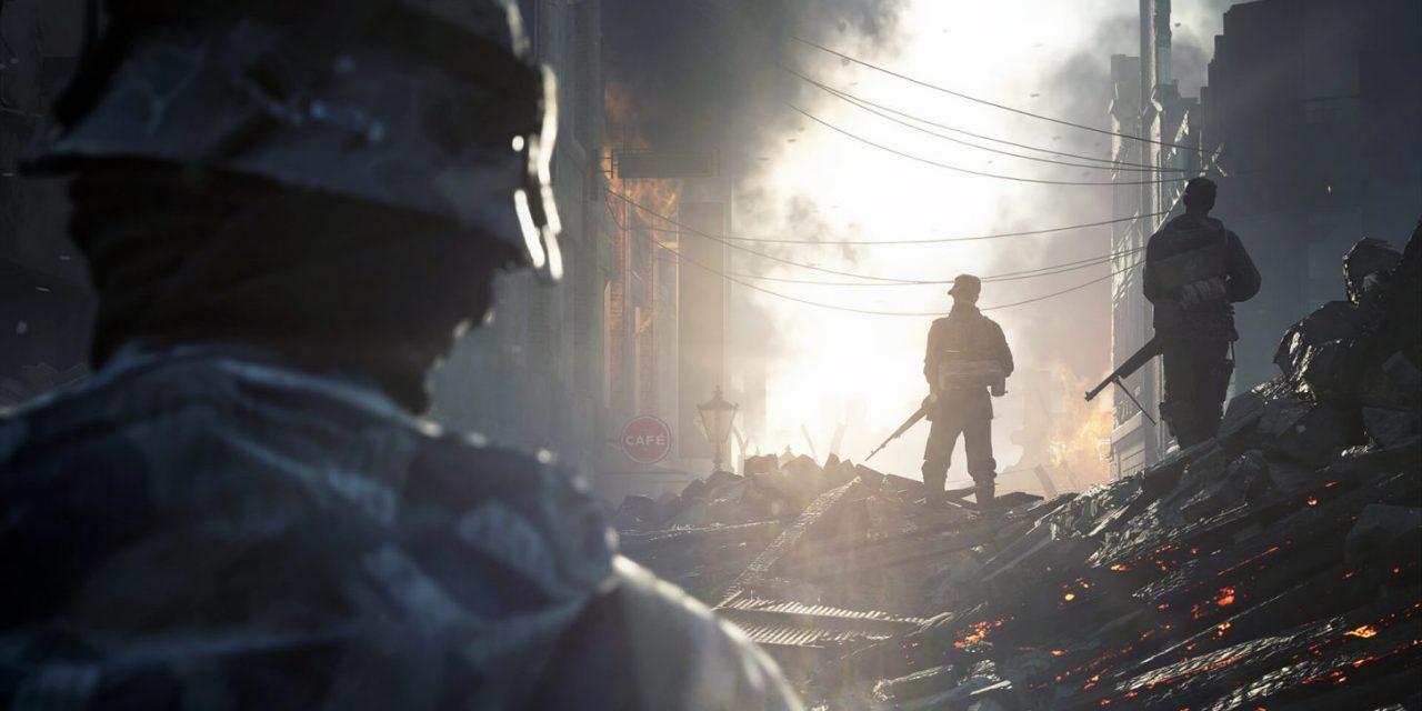 Battlefield beta benching