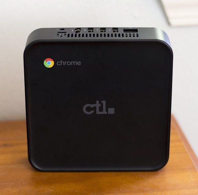CTL Announces i7-Powered Chromebox CBx1