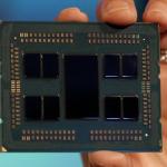 "AMD Shows Off Zen 2-Based EPYC ""Rome"" Server Processor"