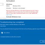 Deactivate!  Deactivate!  Windows 10 will be deactivated!