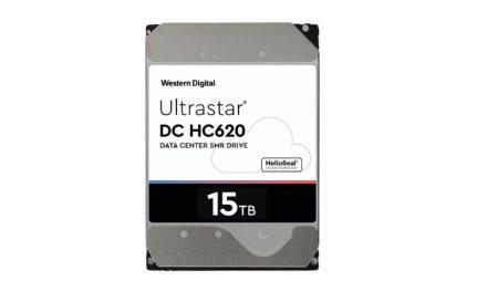 Western Digital Launches 15 TB Ultrastar DC HC620 SMR Hard Drive