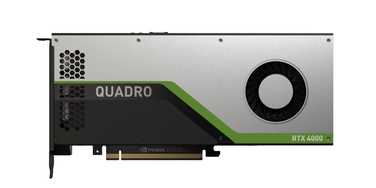 Introducing the Quadro RTX 4000