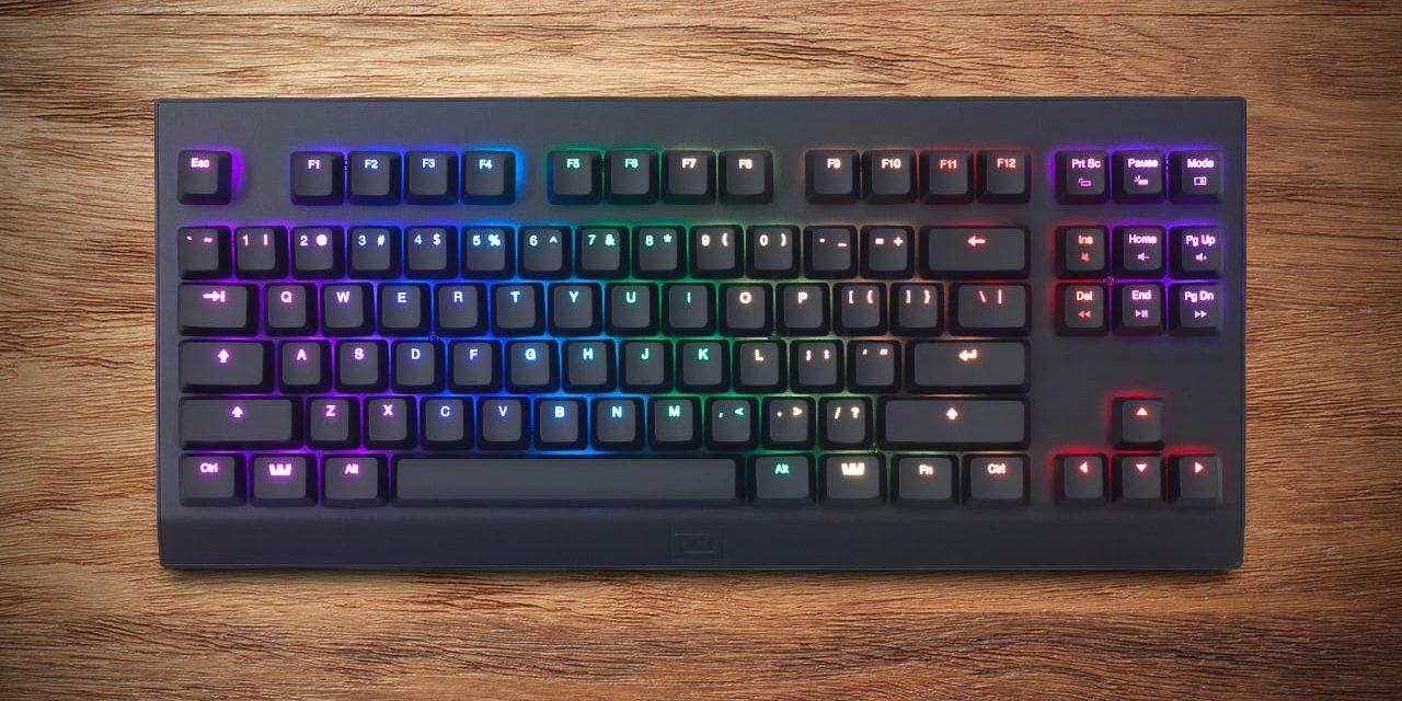 Wooting One Analog Keyboard Review