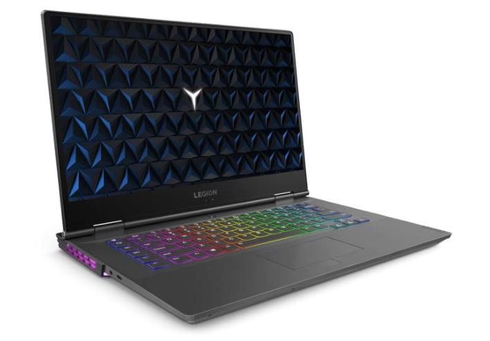 "CES 2019: New Lenovo ""Legion"" Gaming Laptops Announced. 15-inch Y740, 17-inch Y740, 15-inch Y540"