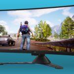 """CES 2019: New Lenovo """"Legion"""" Displays: Y44w & Y27gq"""
