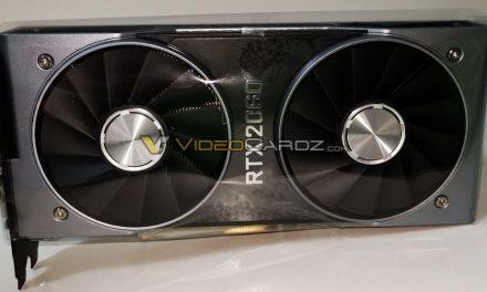 NVIDIA RTX 2060 Details Leaked