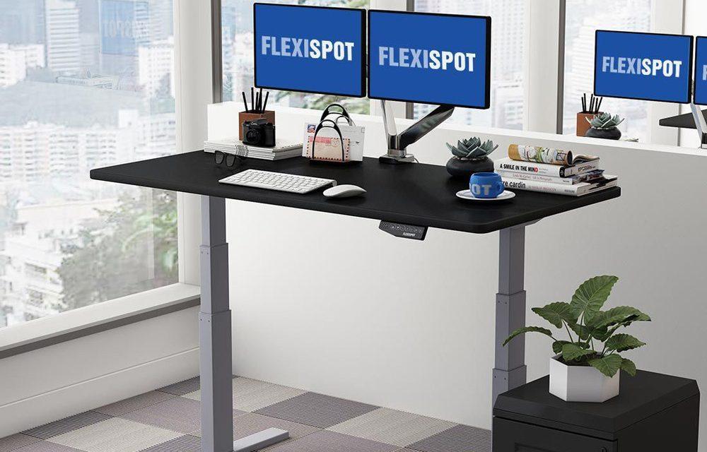 Quick Look Review: FlexiSpot SanoDesk Pro Height Adjustable Desk