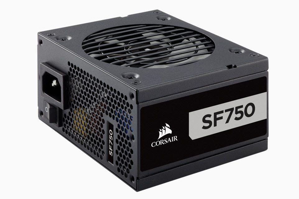 Corsair SF750 SFX Platinum Power Supply Review