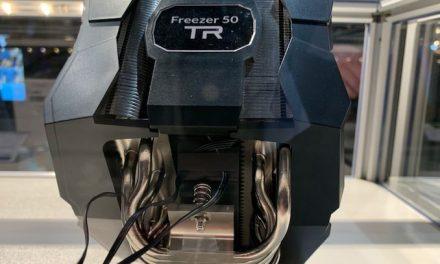 Arctic Teases Massive Freezer 50 TR Semi-Passive Air Cooler