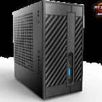 ASRock Launches DeskMini A300 Barebones Mini-STX PC Supporting AMD CPUs