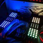 Panic at the Frag Harder Disco, Corsair RAMs RGB Domination into the spotlight