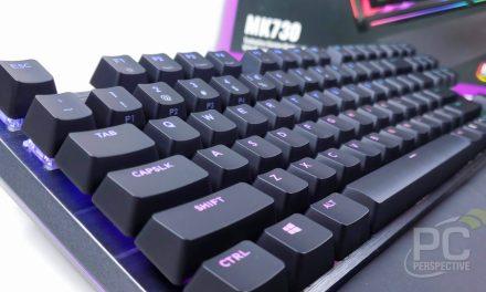 Cooler Master MK730 Mechanical Gaming Keyboard Review