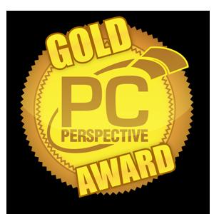 pcper gold award