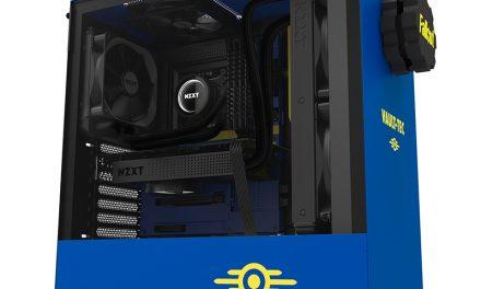 NZXT H500 Vault Boy Case & N7 Z390 Vault Boy Cover