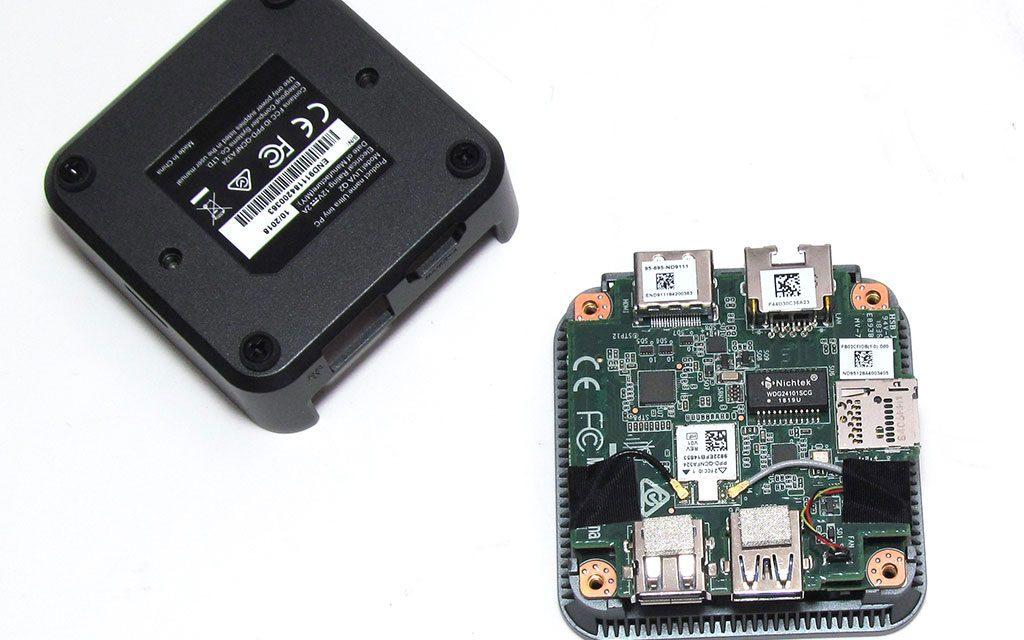 Viva la Liva Q2, ECS puts a computer in your pocket