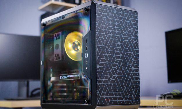 Cooler Master MasterBox Q500L Compact ATX Case Review