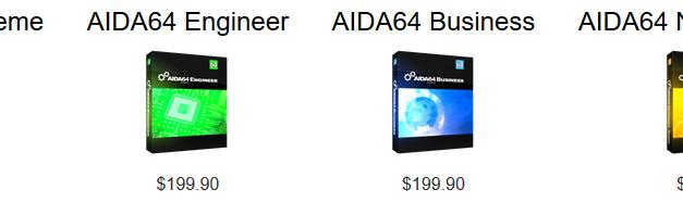 AIDA64 6.00 arrives