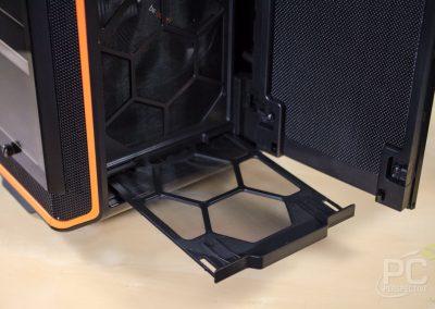 be quiet dark base 900 v2 bottom filter