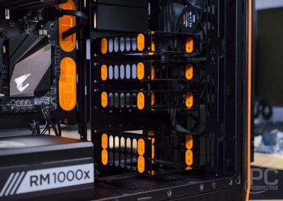 be quiet dark base 900 v2 hdd storage front