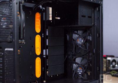be quiet dark base 900 v2 interior front