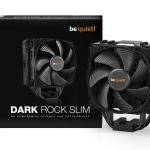 be quiet! Launches Svelte Dark Rock Slim CPU Cooler