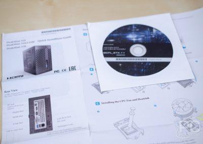 ASRock DeskMini 310 Instructions