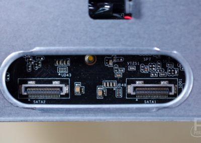 ASRock DeskMini 310 SATA Ports