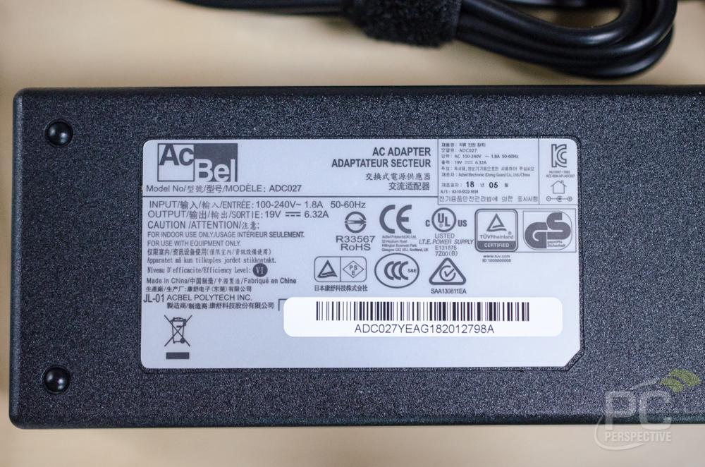 ASRock DeskMini 310 PSU