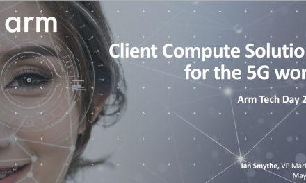 ARM Introduces Cortex-A77, Mali-G77, and New ML Unit
