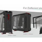 LIAN LI Introduces AIO Liquid CPU Cooler and New Cases at Computex
