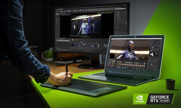 Computex 2019: NVIDIA Unveils RTX Studio Laptops and Studio Drivers For Creators