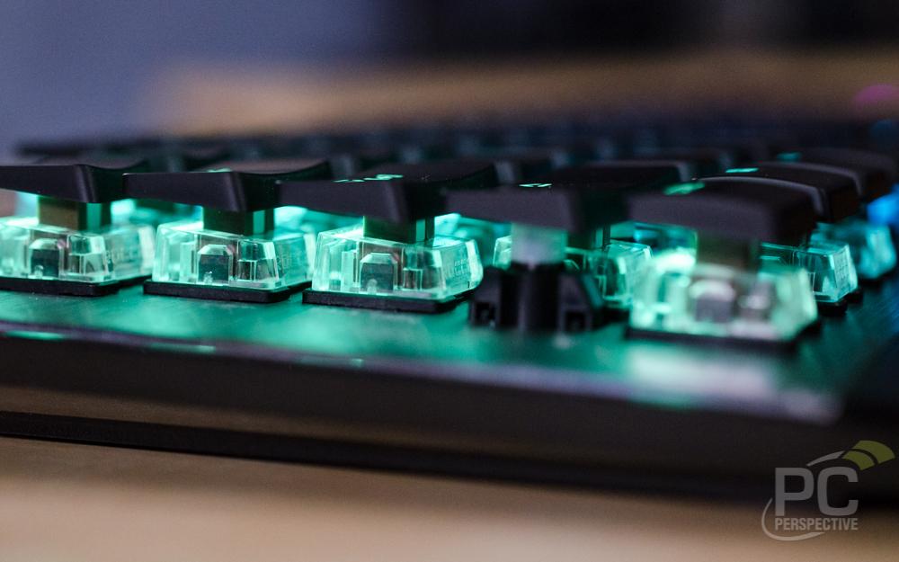ROCCAT Vulcan 120 AIMO Mechanical Gaming Keyboard Review - General Tech  6