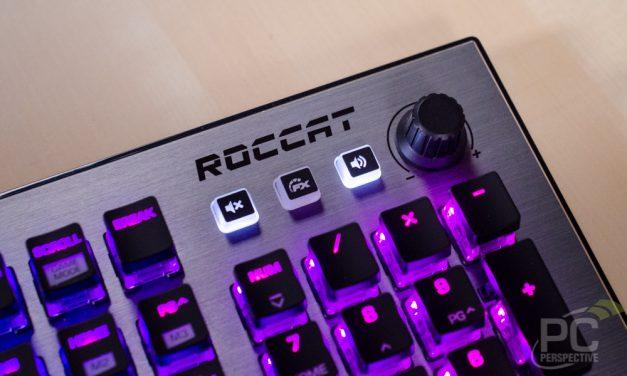 ROCCAT Vulcan 120 AIMO Mechanical Gaming Keyboard Review